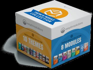EDS theme & module collection