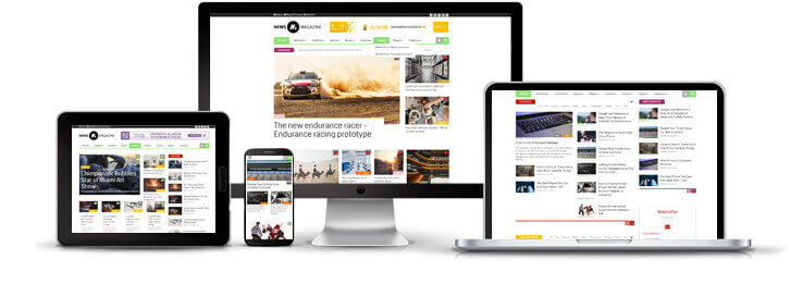 NewsMagazine DNN Theme