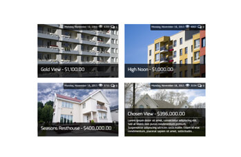 Property websites