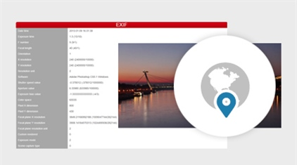 Exif and Geolocation