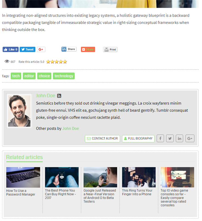 Related articles in EasyDNN News