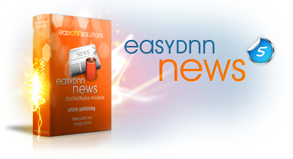 EasyDnn News