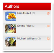 Multi Authors & Groups of Authors (Teams)