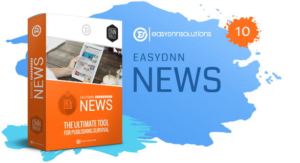DNN blog, article and event module